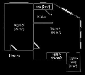 Grundriss Atelier